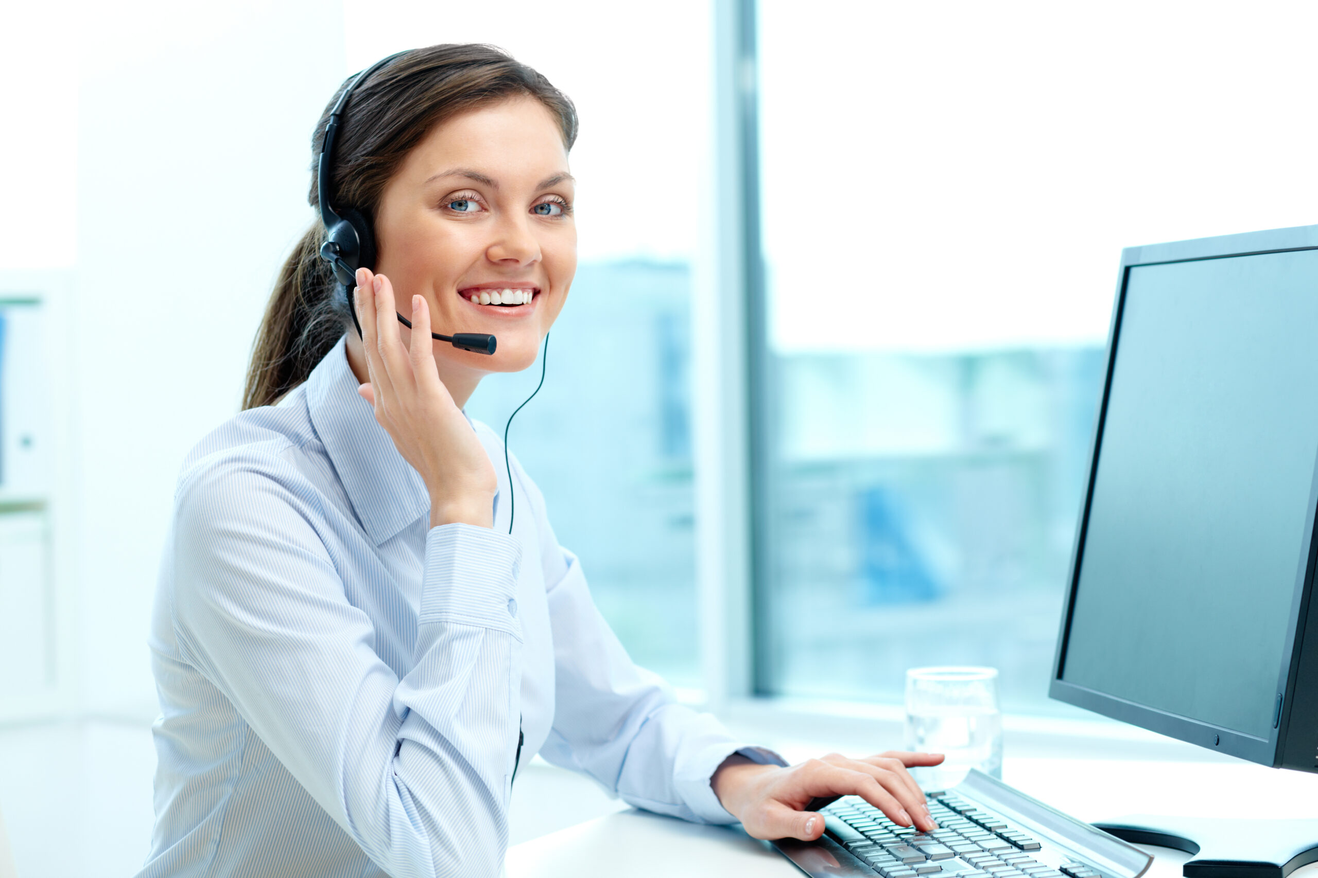 voice customer service